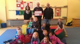 Bürgerdienst e.V. spendet an Kindertagesstätte St. Vinzenzius in Kelberg