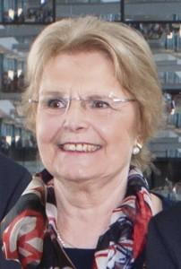 Doris G. Lepper, 1. Vorsitzende des Bürgerdienst e.V.