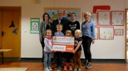 Ein Dach für die Kinder und das Wetter spielt keine Rolle mehr! Bürgerdienst e.V. unterstützt KITA St. Nikolaus Birresborn