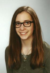 Alina Lenzen - Bürgerdienst Stipendium 2017