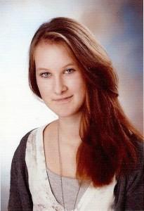 Johanna Bischof - - Bürgerdienst Stipendium 2017