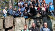 Unterwegs in Europa mit Unterstützung des Bürgerdienst e.V. - Schüler der BBS Vulkaneifel erneut auf Studienreise in Polen