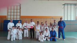 BÜRGERDIENST e.V. unterstützt den Judoclub Vulkaneifel e.V. mit einer großzügigen Spende