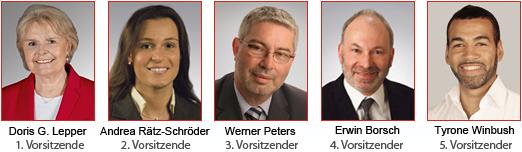 Vorstand des BÜRGERDIENST e.V.