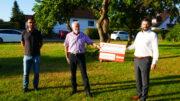 """Bürgerdienst e.V. unterstützt Ortsgemeinde Esch beim Projekt """"Mehrgenenerationenplatz"""""""