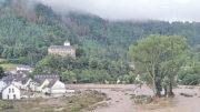 Der Bürgerdienst Lepper e.V unterstützt mit seinen Soforthilfen auch Hochwasserbetroff ene aus der stark getroff enen Ahrregion.